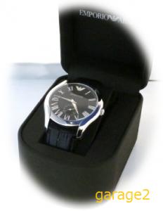 the best attitude ac4bd a85be エンポリオアルマーニ 腕時計買取させて頂きました ...